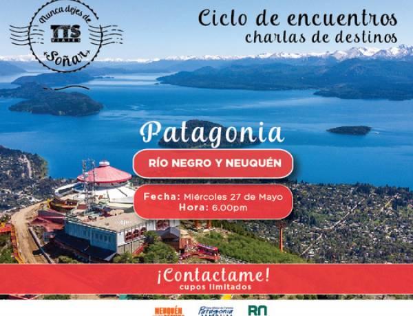 Ciclo de charlas de destinos patagónicos